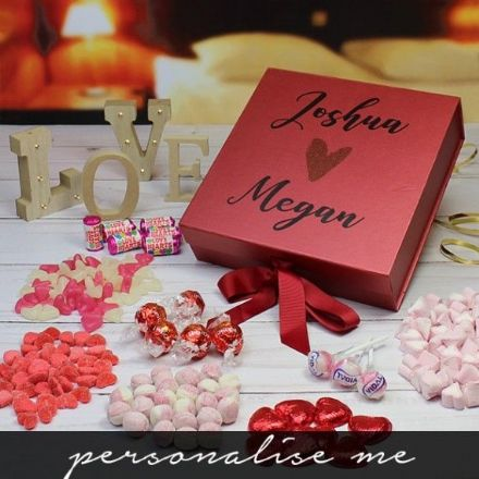 Deluxe Lovers Sweet Box